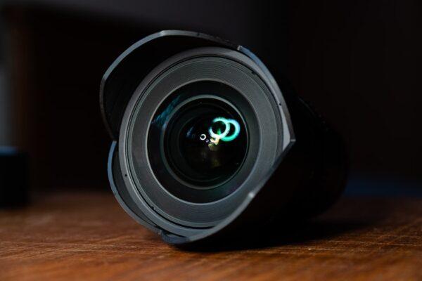 Pulizia del sensore della macchina fotografica