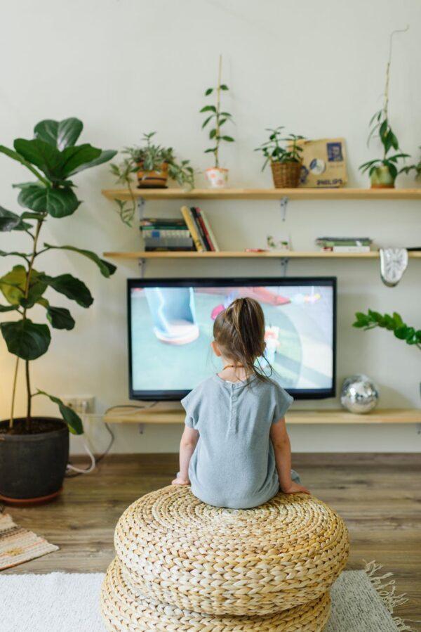 Qual è la distanza ottimale per guardare un televisore ad alta definizione?
