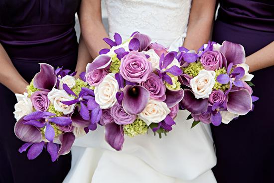 Matrimonio In Viola : Allestimento matrimonio in viola