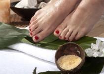 Come fare uno scrub ai piedi