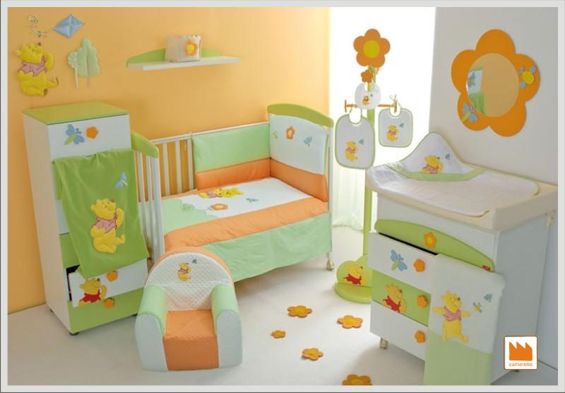 Come scegliere la cameretta per i maschi - Cameretta bambini colore pareti ...