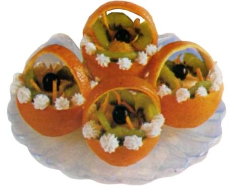 Decorazioni con arancio decorazioni di natale con arance for Arance essiccate decorazioni