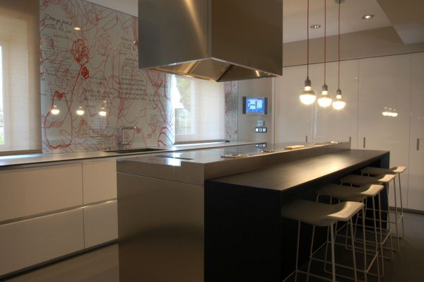 Awesome Luci Per Cucina Pictures - Ideas & Design 2017 ...