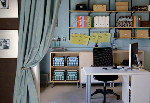 Piccolo Ufficio In Casa : Creare un ufficio in casa