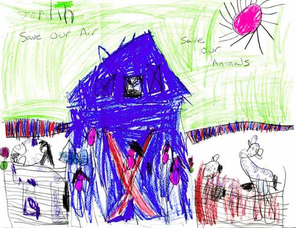 interpretare disegni dei bambini