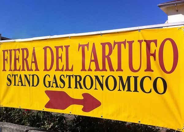 Quali sono le Fiere del tartufo in Italia?
