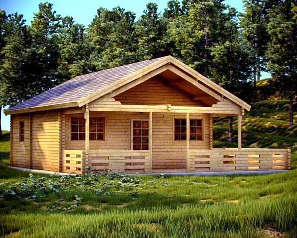 Impatto ambientale delle case prefabbricate in legno for Casa in legno prefabbricata