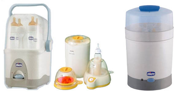Tipi di sterilizzatore in commercio