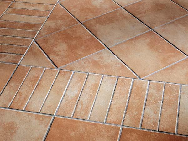 il pavimento per la casa