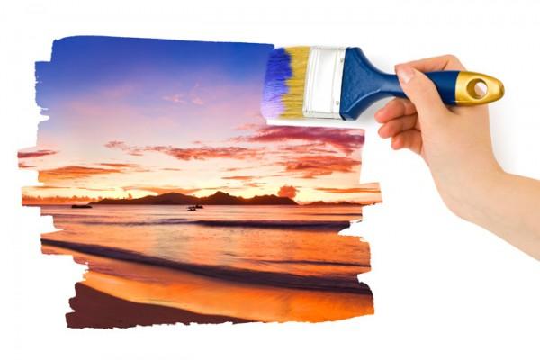 Come scegliere la pittura murale