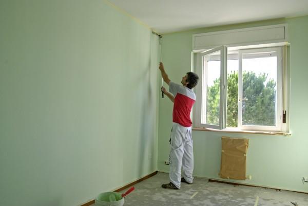 Guida pratica alla tinteggiatura delle mura di casa - Tinteggiare casa tecniche ...