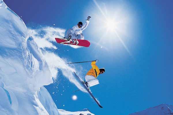 Specialità sportive con gli sci