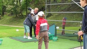 come si diventa maestri di golf
