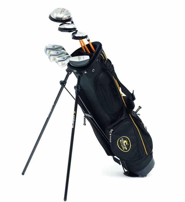 Golf: bastoni
