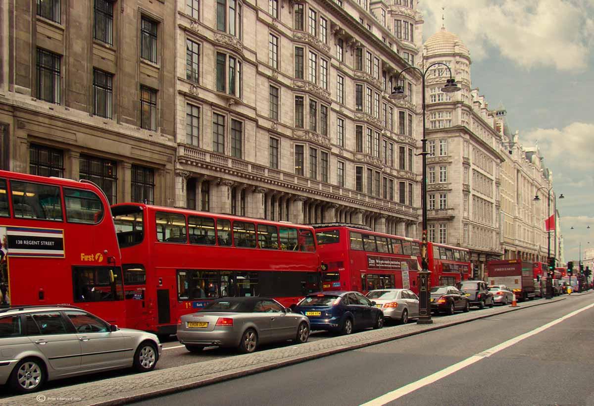 Dove e come affittare un'auto a Londra