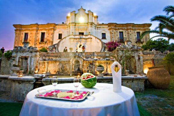 06e262dcb337 Ville e castelli per matrimonio in Calabria