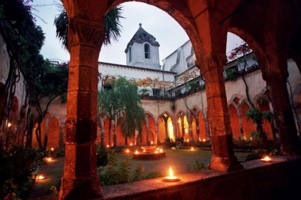 Ville e castelli per matrimonio in Campania
