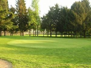 campi da golf in Pèiemonte: le buche del Stupinigi