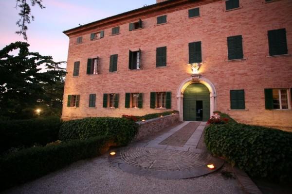 Ville e castelli per matrimoni nelle Marche