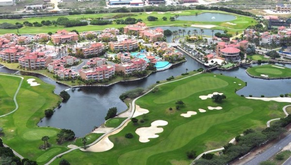 golf aruba