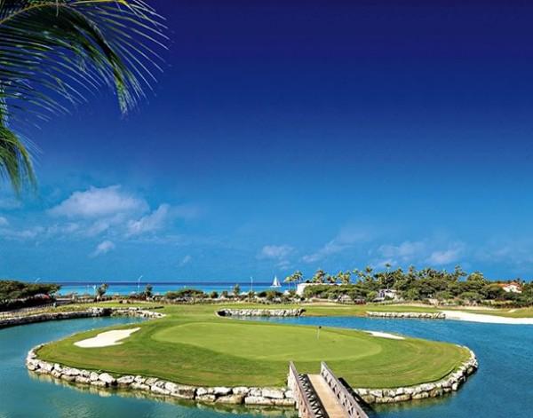 golf aruba: The links at divi