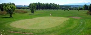 buche de la Romanina Golf club