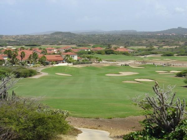 golf aruba: il tierra del sol