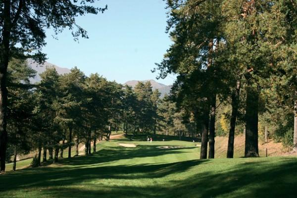 campi da golf in Piemonte: il circolo Piandisole