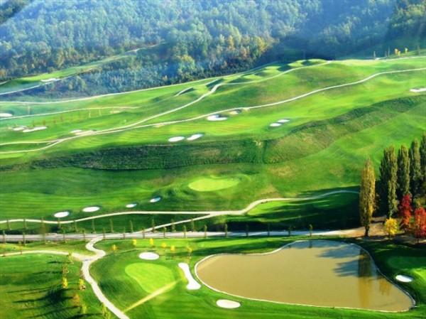 giocare a golf in Piemonte: il golf Feudo d'Asti