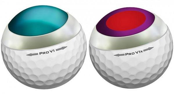 la storia delle palline da golf