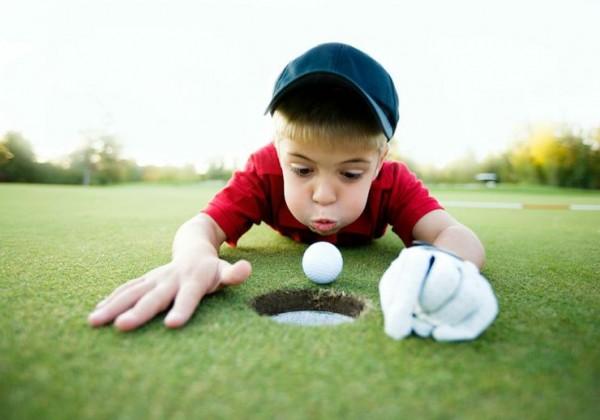 come si gioca a golf