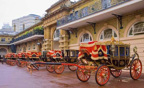 Dove dormire a londra zona buckingham palace - Buckingham palace interno ...