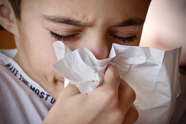 Combattere il raffreddore con rimedi naturali