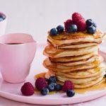 pancakes ai frutti bosco