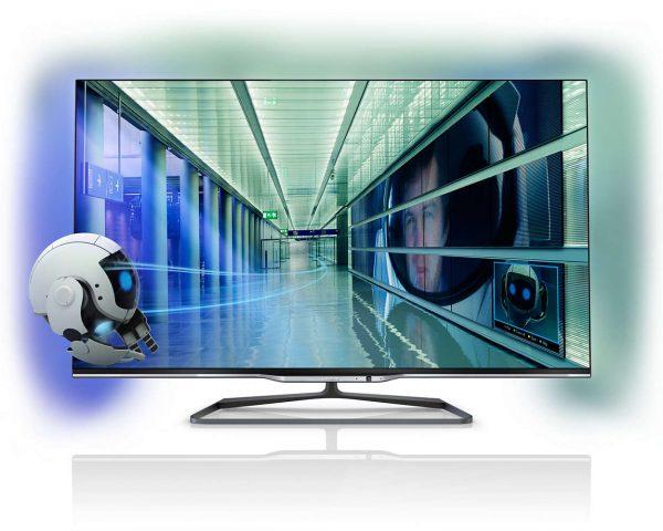 tv led smart schermo