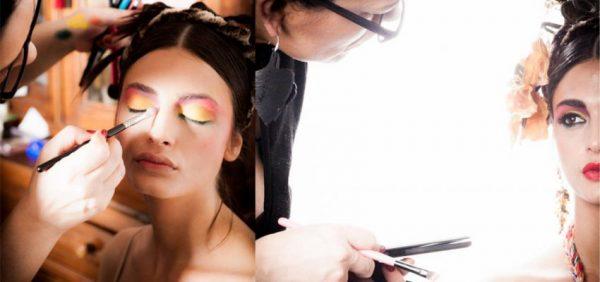 make up d'autore