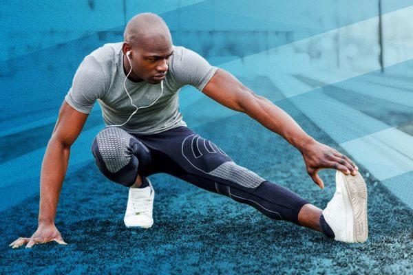 fare stretching per allungare muscoli