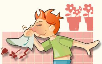 Che cos'è la rinite allergica?