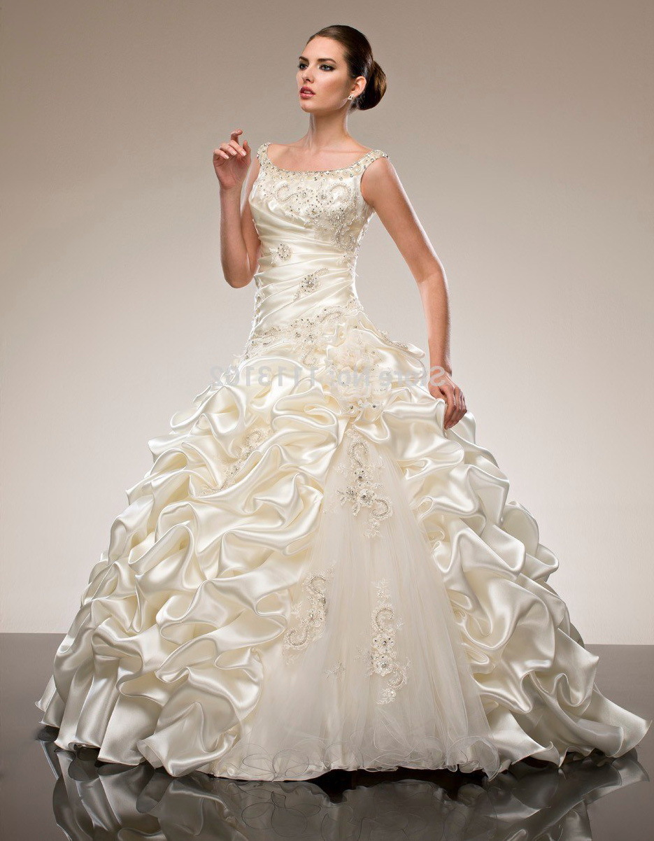 Guida utile per sapere come scegliere l abito da sposa 82b2236125c
