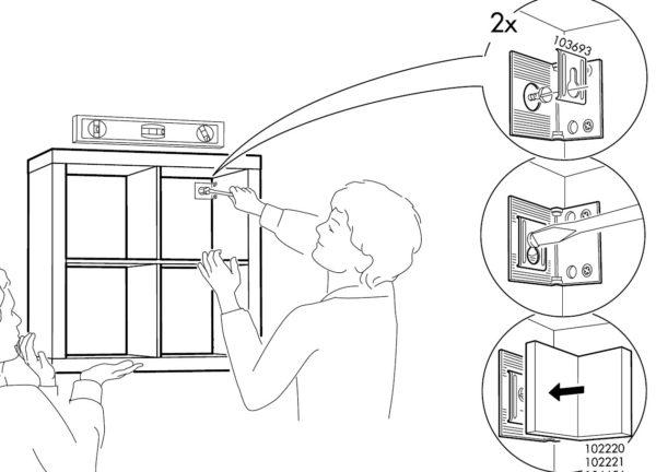 montare mobili Ikea