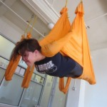 Che cos'è lo Antigravity yoga