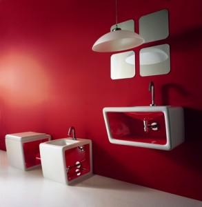 Quali colori nel bagno - Arredo bagno colorato ...