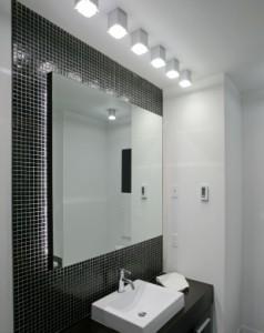 Come illuminare il bagno