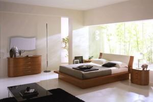 Come sistemare gli elementi della camera da letto