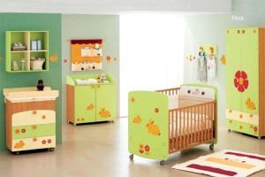 Arredare Cameretta Bebè : Come arredare la cameretta del bambino