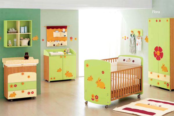 Dipingere cameretta neonato come arredare la camera per - Colori cameretta neonato ...