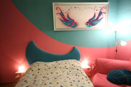 Casa colorata rispostafacile - Colorare la casa ...