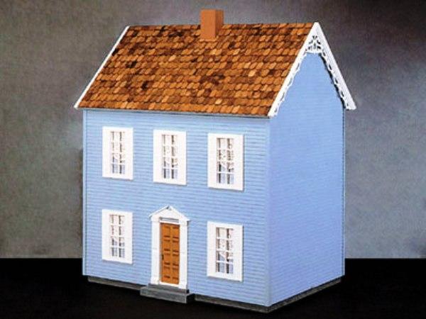 Costruire una casa delle bambole guida utile - Come si vende una casa ...