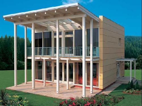 Case prefabbricata rispostafacile - Quanto costa costruire una casa prefabbricata ...