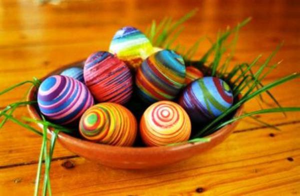 Decorare le uova di pasqua guida a come si fa - Decorare uova di pasqua ...
